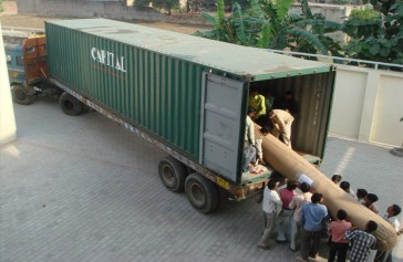 Inhouse Container Stuffing